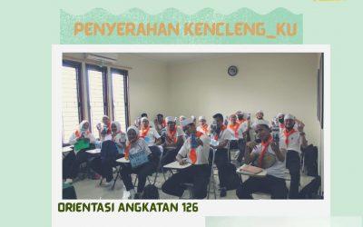 PENYERAHAN KENCLENG_KU